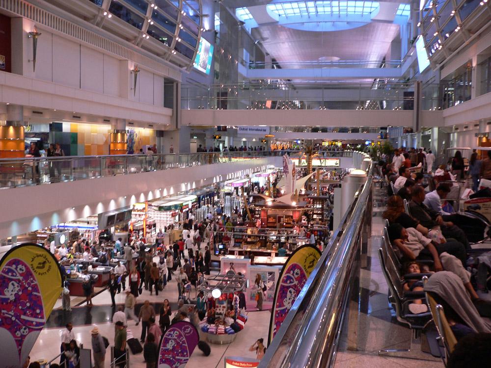 Abu Dhabi Airport | Styleforum